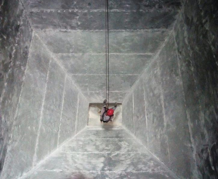 Limpieza de silos (2)
